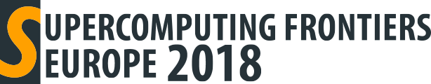 Supercomputing Frontiers Europe 2018