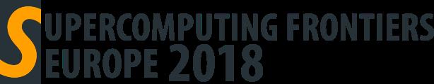 Supercomputing Frontiers Europe 2018