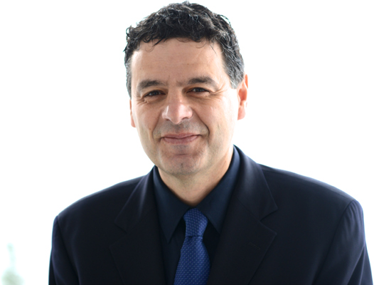 Photo of Petros Koumoutsakos