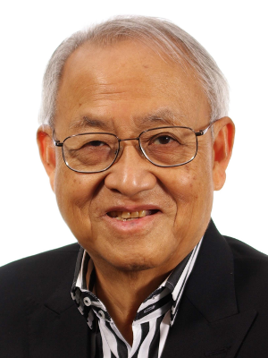 Photo of Leon Chua
