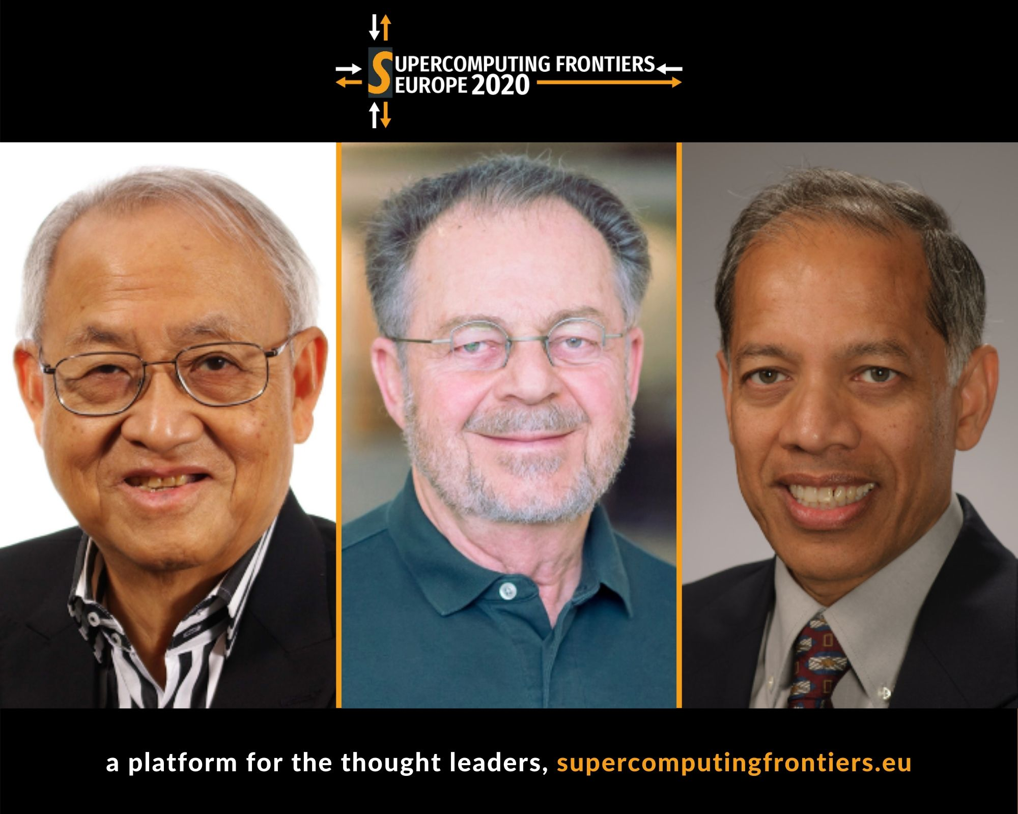 Keynotes of the Supercomputing Frontiers Europe 2019