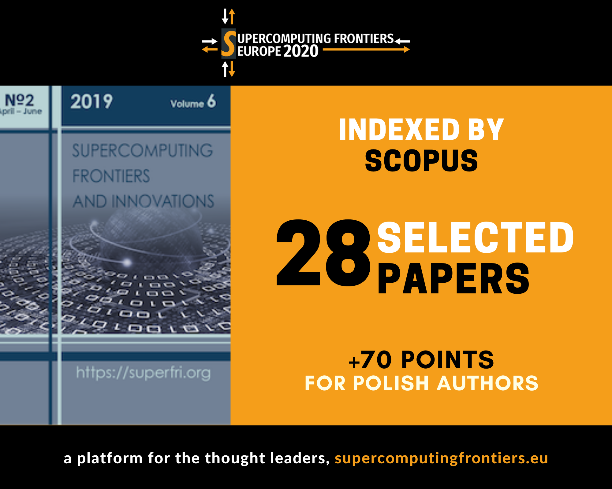 SCFE publications after conference